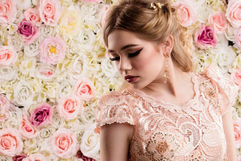 Eternal Spring Flower Wall x Cianna