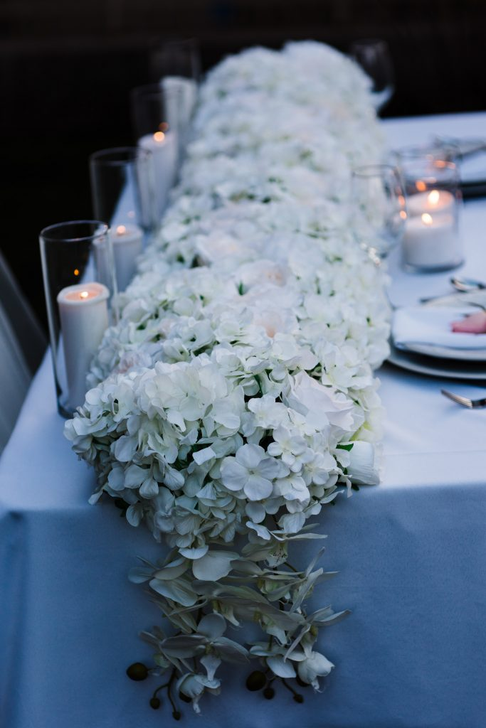 Luxe Floral Table Runners