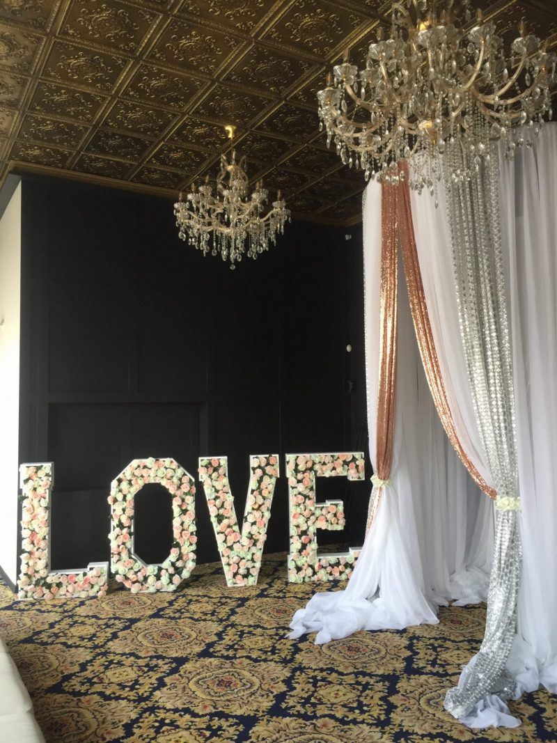 Floral Love Letters @ Empire Lounge